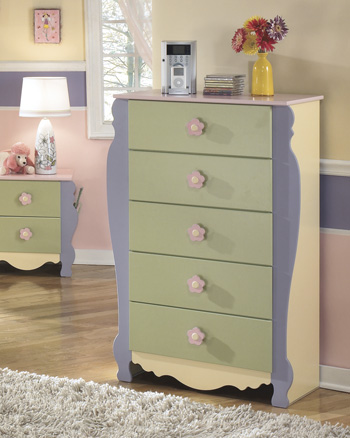 Signature by AshleyDoll HouseFive Drawer Chest