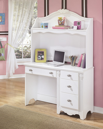 Signature Design by Ashley®ExquisiteBedroom Desk Hutch