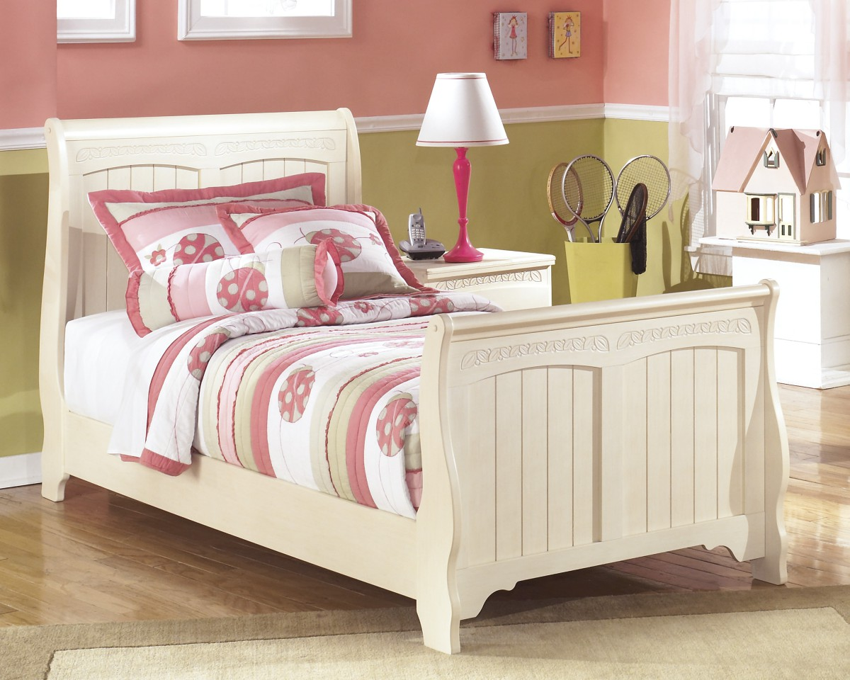 B213 62 Signature By Ashley Cottage Retreat Twin Sleigh
