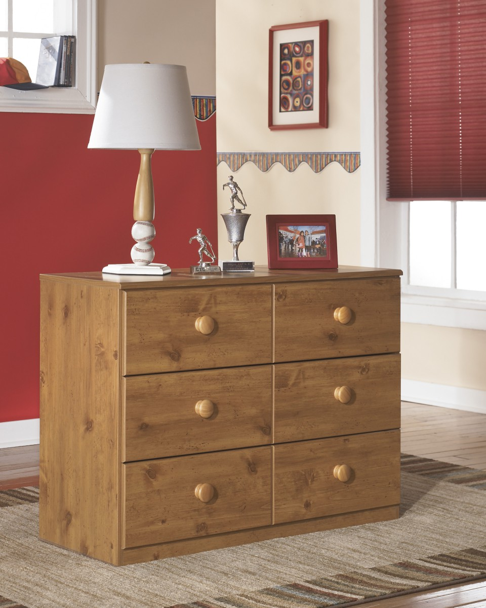B233 19 Signature Design By Ashley Stages Stages Light Brown