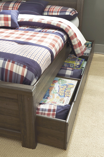 Signature Design by Ashley®JuararoTrundle Under Bed Storage