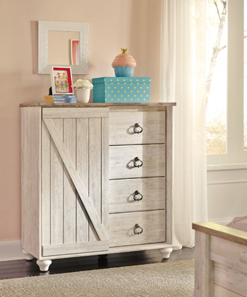 Signature Design by Ashley®WillowtonDressing Chest