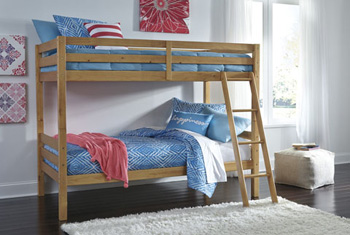 Signature Design by Ashley®HallytownTwin/Twin Bunkbed