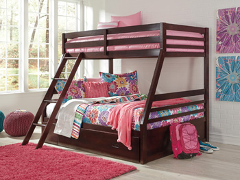 Signature Design by Ashley®HalantonLadder and Bunk Bed Rails