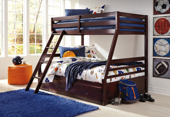 Signature Design by Ashley®HalantonTwin/Full Bunk Bed Panels
