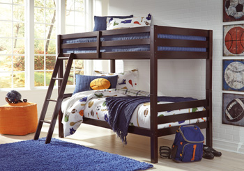 Signature Design by Ashley®HalantonTwin/Twin Bunkbed