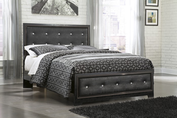 Signature Design by Ashley®AlamadyreQueen Uph Panel Footboard