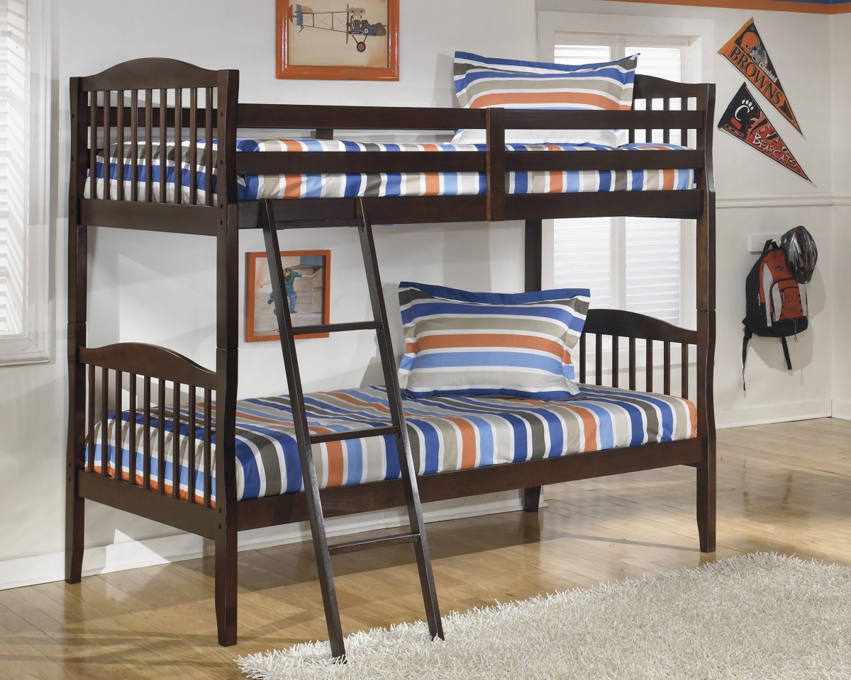 B455 57s Signature By Ashley Rayville Twin Bunk Bed Slats