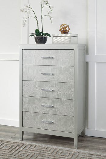 Signature Design By AshleyOlivetFive Drawer Chest