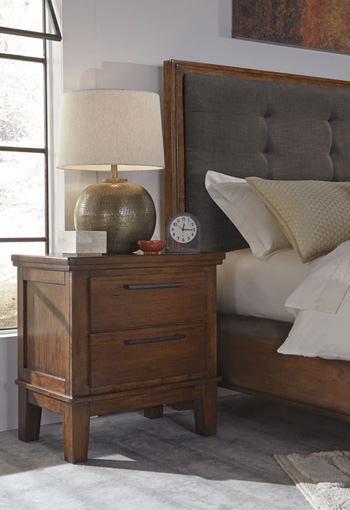 Signature Design by AshleyRaleneTwo Drawer Night Stand