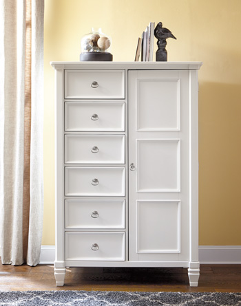 Millennium by AshleyPrenticeDoor Chest & Chest With Doors | Chests | Bedroom | DeWaard \u0026 Bode | Bellingham WA