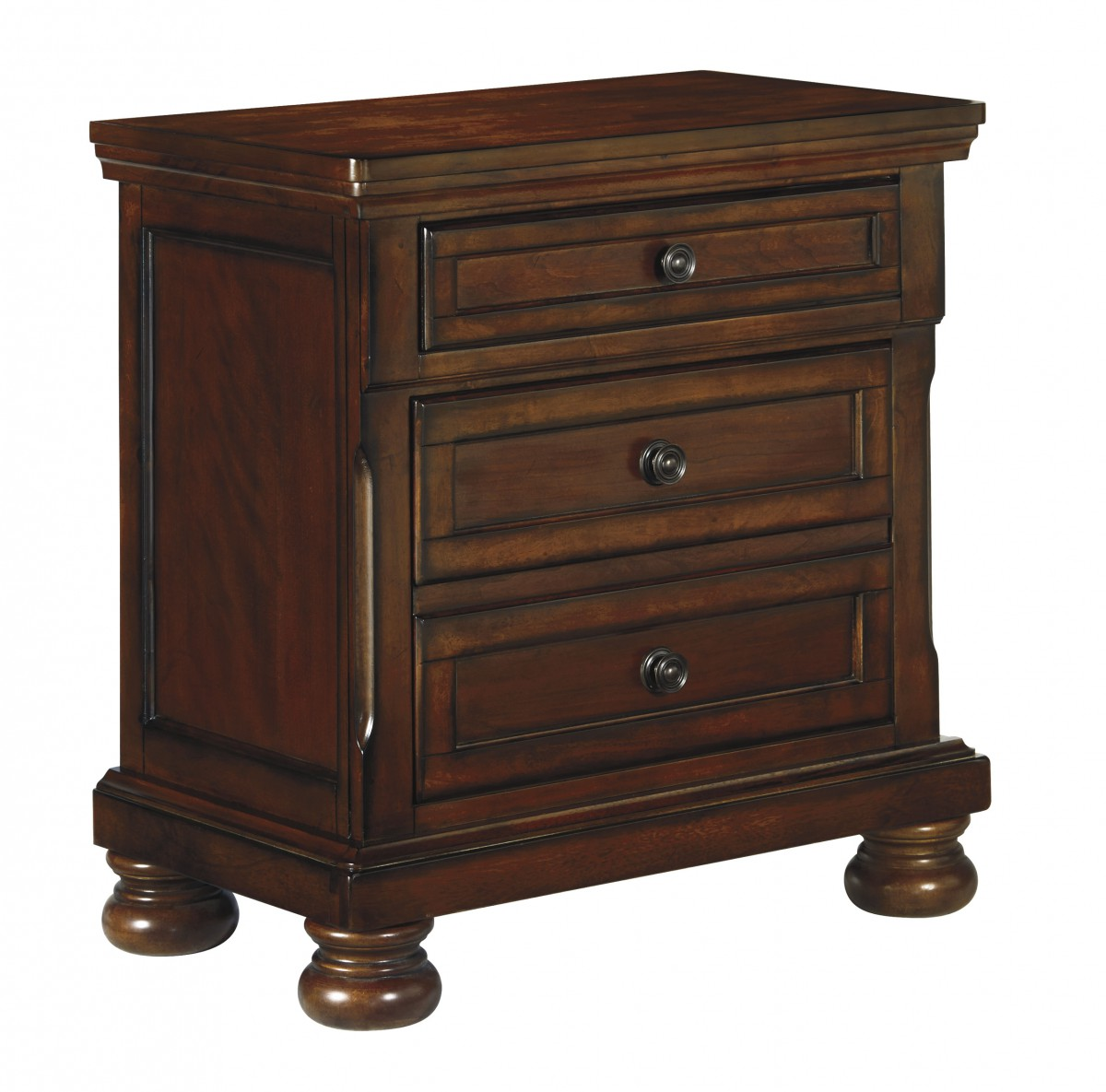 B697-92 Millennium By Ashley Porter Two Drawer Night Stand