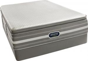 BeautyrestHybridVirgil Ultimate Luxury Drop Top Hybrid Mattress
