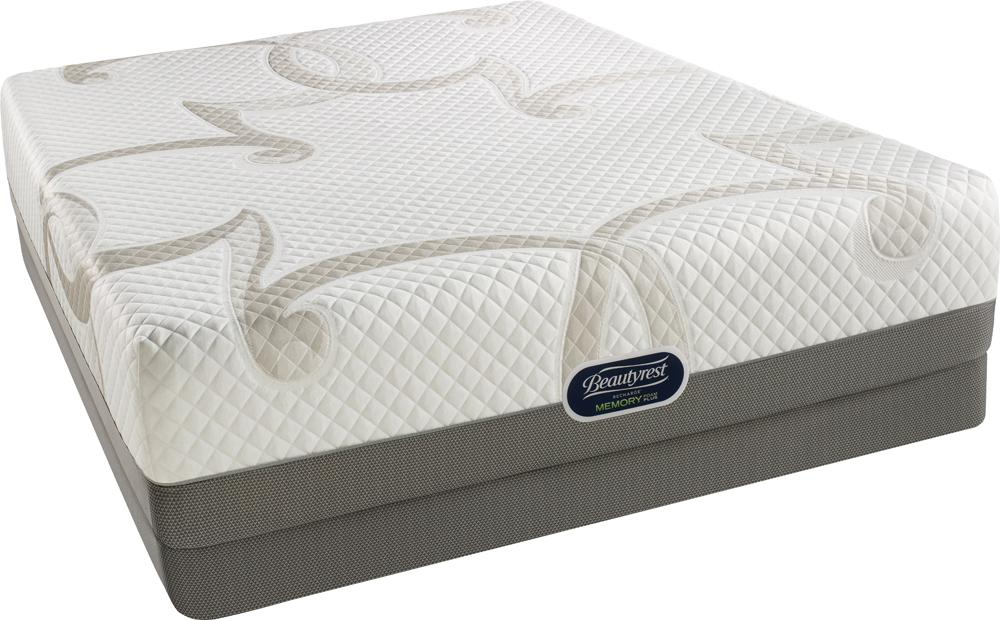 700367923 1070 Beautyrest Extravagance Memory Foam Mattress Cal King Standard Tv Appliance