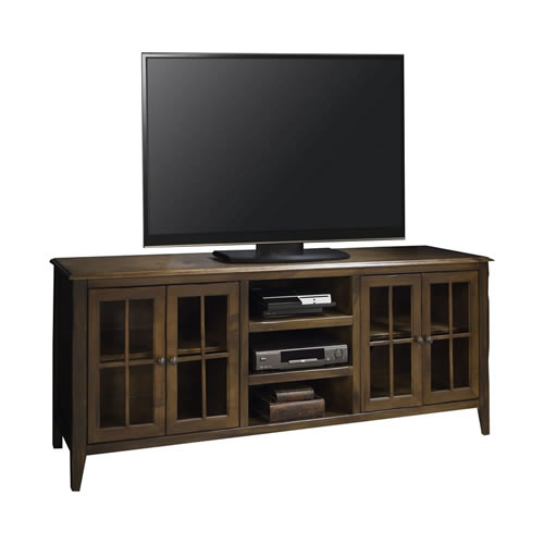 "LegendsBrownstone 80"" TV Console"