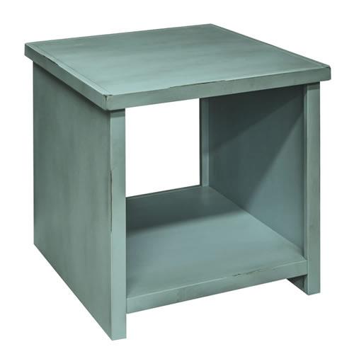 LegendsCalistoga Blue End Table