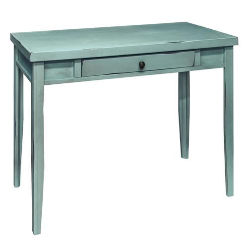 "LegendsCalistoga Blue 48"" Writing Table"