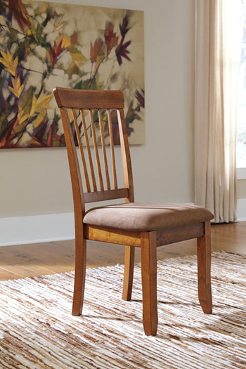 AshleyBerringerDining UPH Side Chair (2/CN)