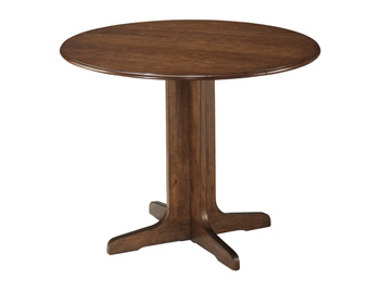 Signature by AshleyRound Drop Leaf Table