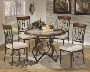 Signature Design by Ashley®HopstandRound Dining Room Table Base