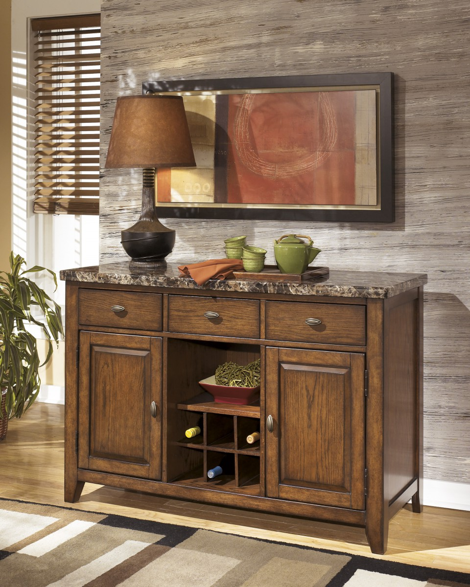 D328-60 Signature By Ashley Lacey Dining Room Server