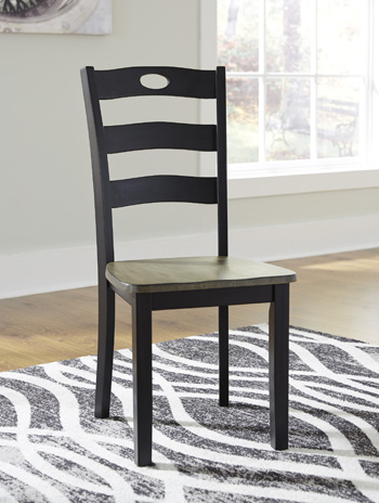Signature by AshleyFroshburgDining Room Side Chair (2/CN)