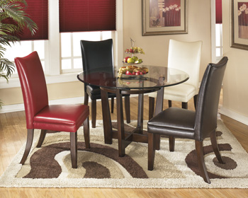 Signature Design by Ashley®CharrellRound Dining Room Table