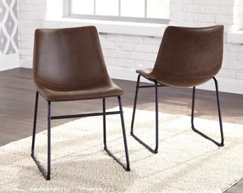 Signature Design by Ashley®CentiarDining UPH Side Chair (2/CN)