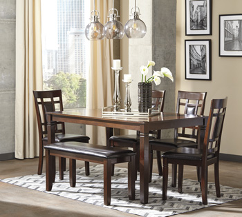 Signature by AshleyBennoxDining Room Table Set (6/CN)