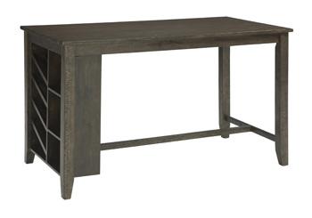 Signature by AshleyRokaneRECT Counter Table with Storage