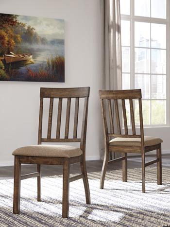 Signature Design by AshleyZilmarDining UPH Side Chair (2/CN)