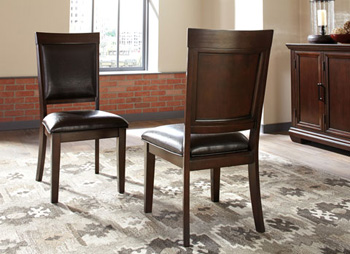 Signature Design by Ashley®ShadynDining UPH Side Chair (2/CN)