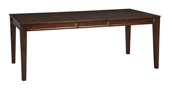 Signature Design by AshleyShadynRECT Dining Room EXT Table