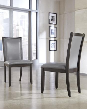 AshleyTrishelleDining UPH Side Chair (2/CN)