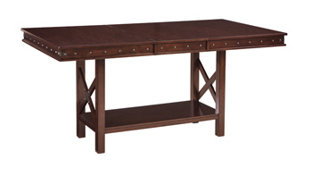 Signature Design by Ashley®CollenburgRECT DRM Counter EXT Table