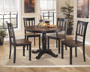 Signature by AshleyRound Dining Room Table Base