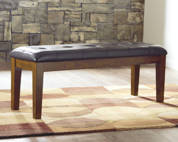Signature Design by Ashley®RaleneLarge UPH Dining Room Bench