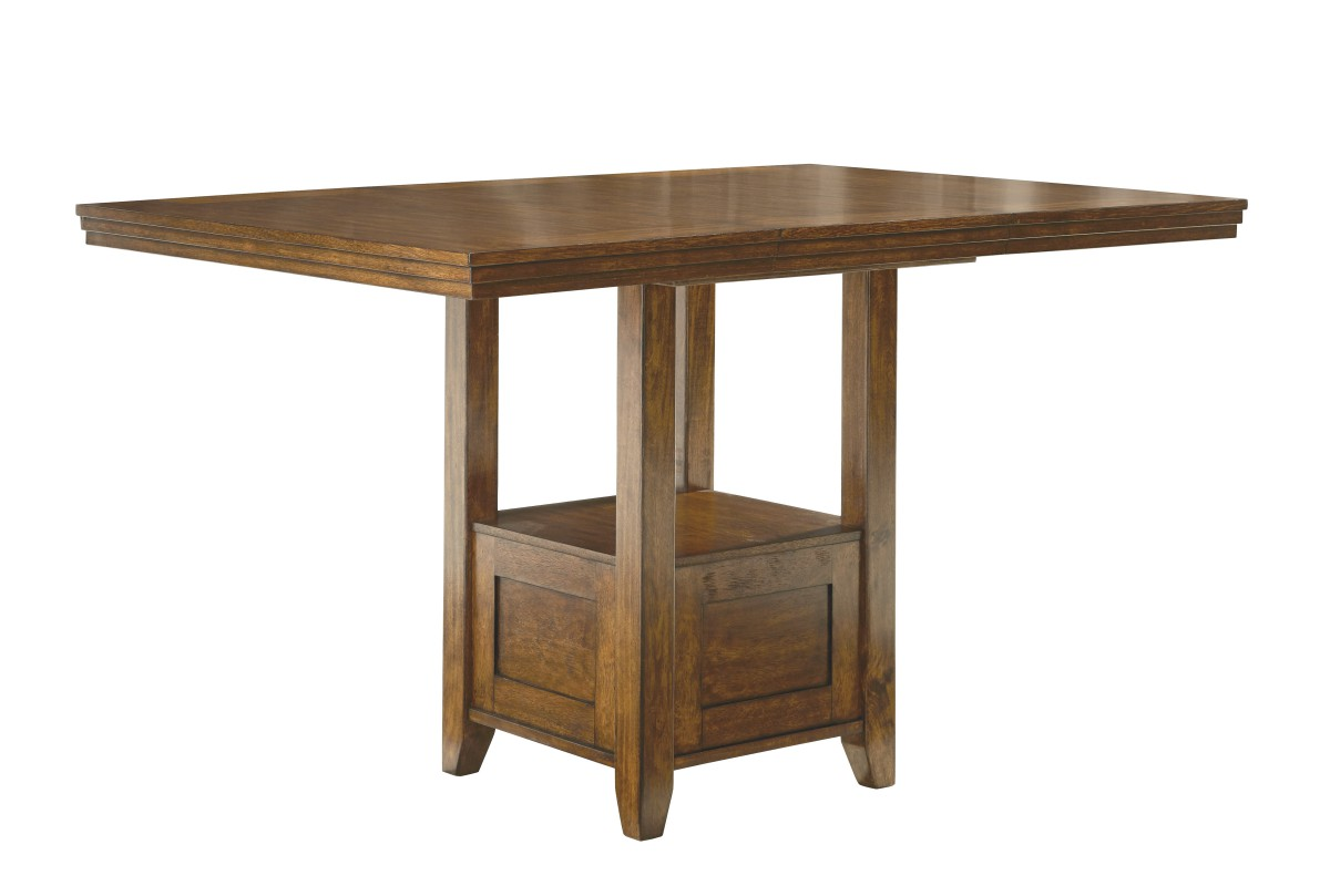 D594 42 signature by ashley ralene rect drm counter ext for Casual kitchen tables