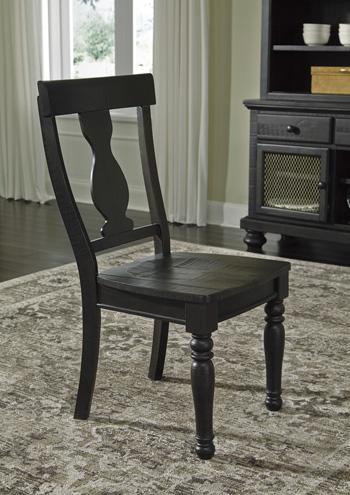 Signature Design by Ashley®SharloweDining Room Side Chair (2/CN)