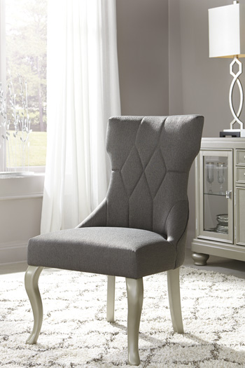 Signature Design by Ashley®CoralayneDining UPH Side Chair (2/CN)