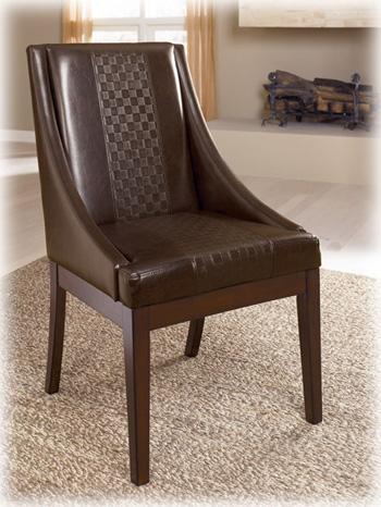 AshleyDining UPH Arm Chair (2/CN)