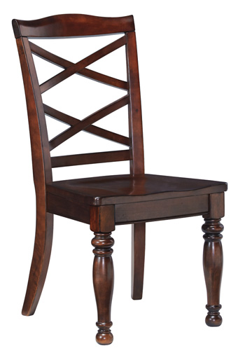 Millennium by AshleyPorterDining Room Side Chair (2/CN)