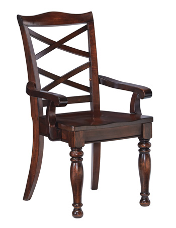 Millennium by AshleyPorterDining Room Arm Chair (2/CN)