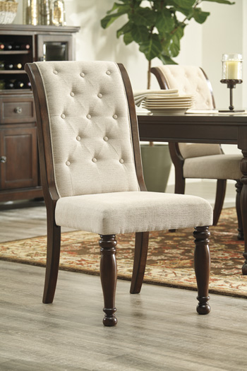 Millennium by AshleyPorterDining UPH Side Chair (2/CN)