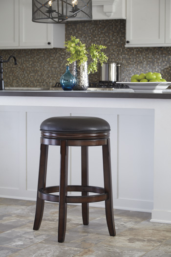 Millennium by AshleyPorterTall UPH Swivel Stool (2/CN)