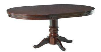 Millennium by AshleyPorterRound DRM Pedestal Table Base