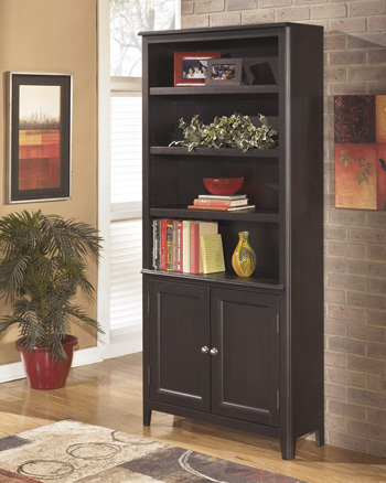 Signature Design by Ashley®CarlyleLarge Door Bookcase