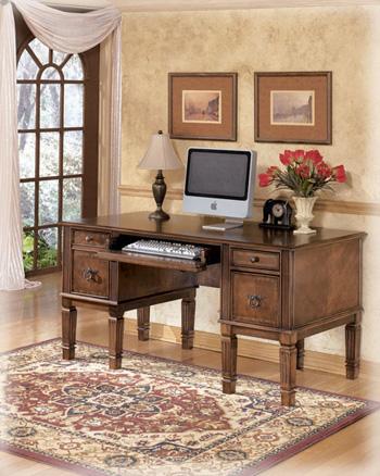 Signature Design by Ashley®HamlynHome Office Storage Leg Desk