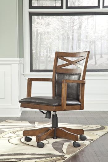 Signature Design by Ashley®BurkesvilleHome Office Desk Chair (1/CN)
