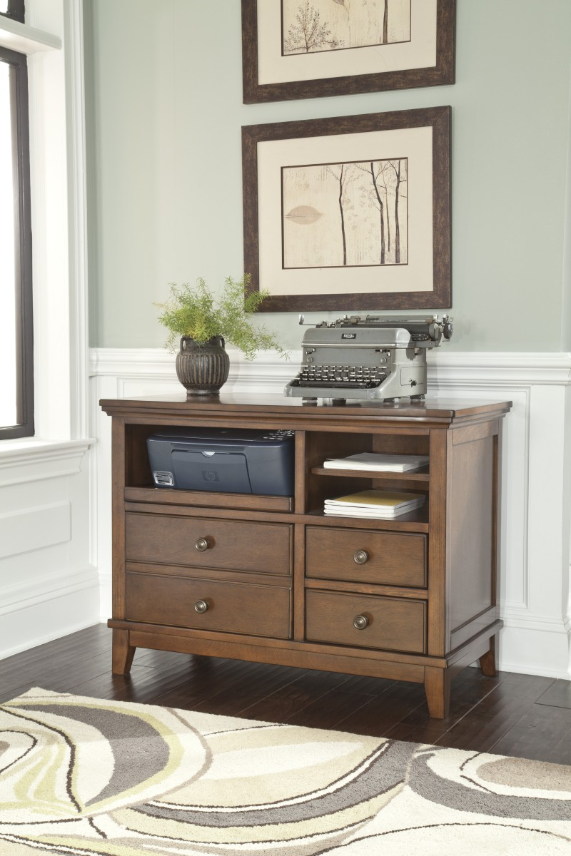 Superieur Signature By AshleyBurkesvilleHome Office Cabinet
